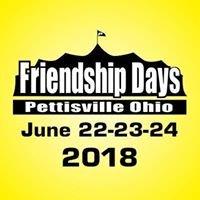 Pettisville Friendship Days