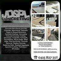 JD&PL Concreting