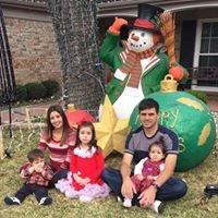 DFWchristmaslightshow - Araujo Family