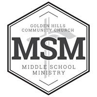 Golden Hills Middle School Ministry