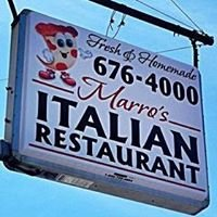 Marro's Italian Restaurant