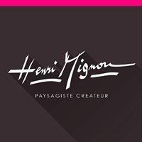 Henri Mignon Paysagiste