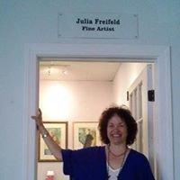 Julia Freifeld Fine Artist
