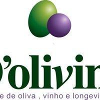 D'olivino: Azeite de oliva, vinho e longevidade.