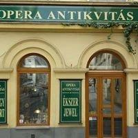 Opera Antikvitás-Antik Ékszer Üzlet