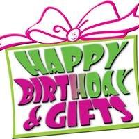 Happy Birthday & Gifts