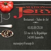 Maison Jory - Restaurant