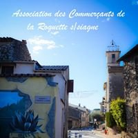 Association des commerçants de la ville de la Roquette s/siagne