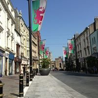 Cardiff City Center (bang On It)