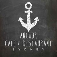 ANCHOR Cafe & Restaurant - Milsons Point