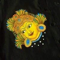 Krishna Varnam - Murals and Canvas Paintings