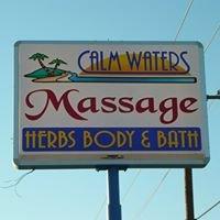 Calm Waters Massage