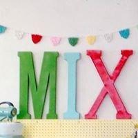 Mix Fabrics by themerryhomemaker