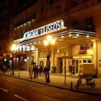 Cine Eliseos de Zaragoza