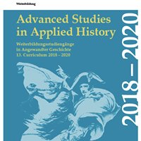 MAS Applied History, Historisches Seminar