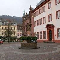 Universitätsplatz Heidelberg