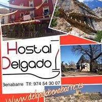 Hostal Restaurante Delgado Benabarre
