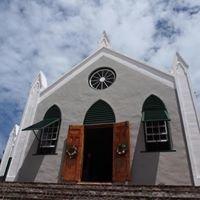 Saint Peter's Church In  St George's, Bermuda
