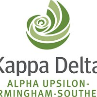 Kappa Delta Sorority- Alpha Upsilon
