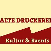 Alte Druckerei - Kultur & Events