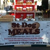 St Dogmeals Home Baked Treats for Dogs