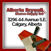 Alberta Drywall & Stucco Supplies