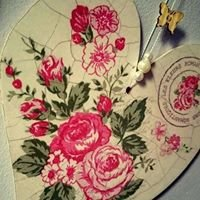 Decoupage ''My Pleasure''