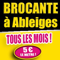 Brocante d'Ableiges