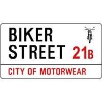 21B Biker Street