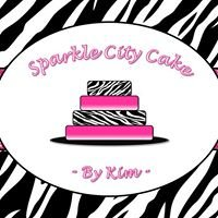 Sparkle City Cake