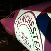 Concorde, Manchester Airport