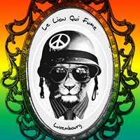 LE LION QUI FUME