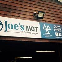 Joe's MOT Ltd