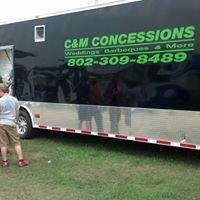C & M  Concessions