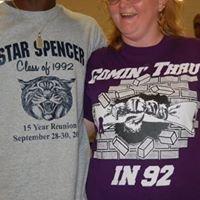 Star Spencer High School Class of 1992