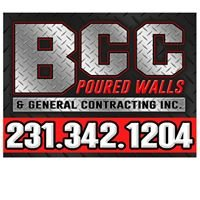Bcc Poured Walls & General Contracting, Inc