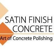 Satin Finish Concrete
