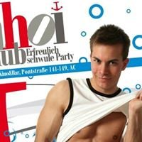AHOI CLUB - erfreulich schwule Party in Aachen
