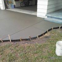 Evans concrete finishers