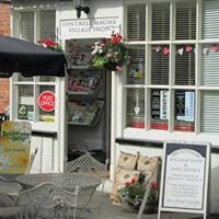 Fontmell Magna Village shop and Post Office