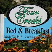 Four Creeks Bed & Breakfast