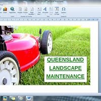 Queensland Landscape Maintenance