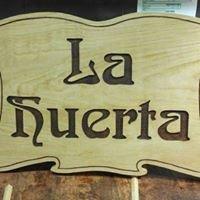 Merendero La Huerta