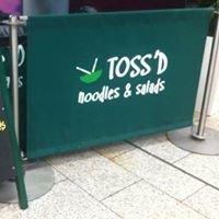 Toss'd