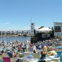Portland's Blues Festival On The Waterfront