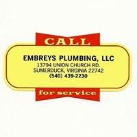 Embrey's Plumbing LLC