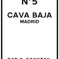 Cava Baja 5 ( La Playa )