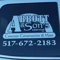 Abbott & Son's Services LLC