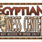 Egyptian Fitness Center Gym - Open 24 hours