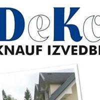 Deko - Knauf Izvedbe